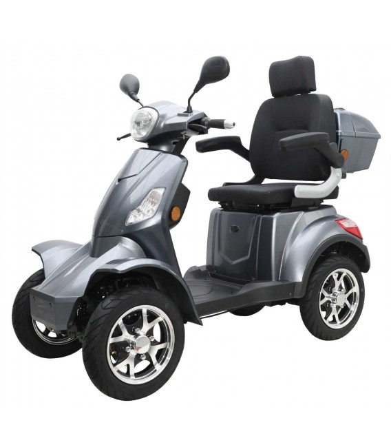 Seniorenmobil VITA CARE 4000, Seitenansicht