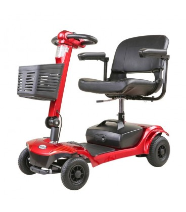 "Seniorenmobil ""VITA CARE Komfort"", Seitenansicht"