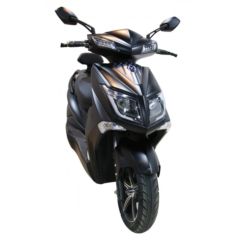 elektroroller hawk 3000 e scooter elektro e roller 45 km h. Black Bedroom Furniture Sets. Home Design Ideas
