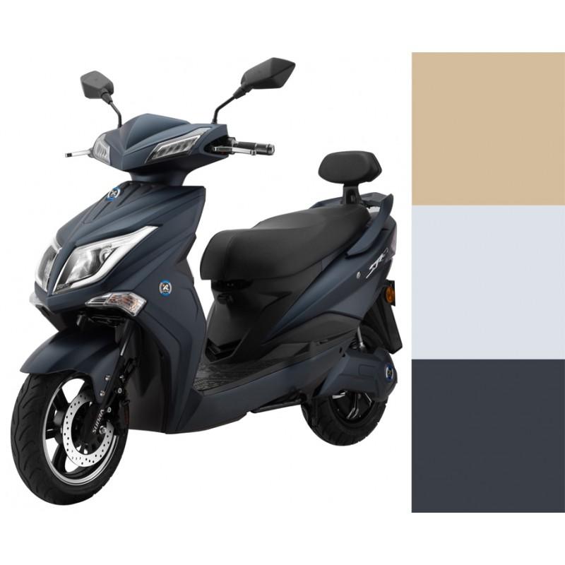 elektroroller hawk 3000 watt motor 45 km h blei gel. Black Bedroom Furniture Sets. Home Design Ideas