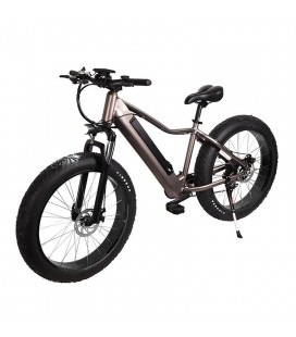 "E-Fatbike ""Fat Tire Subcross"", 500 Watt, 40 km/h"