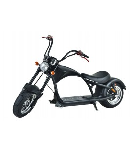 E-Scooter Chopper X9, Lithium-Akku, 3000 Watt