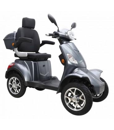 "Seniorenmobil ""VITA CARE 4000"", Seitenansicht"
