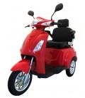 Seniorenmobil VITA CARE 1000, 25 km/h, 0 km, Elektromobil, rot, Retoure (172)