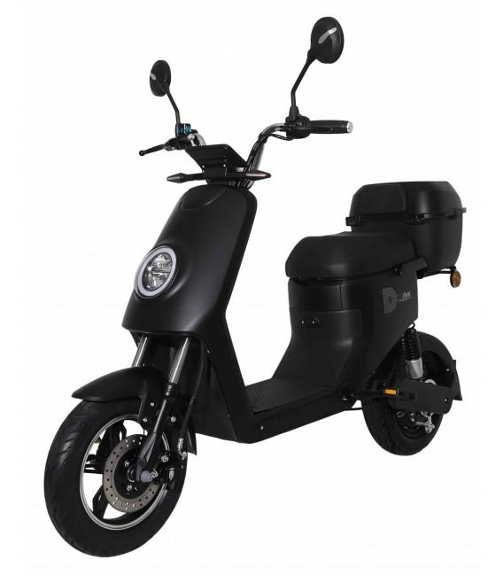 """E-Scooter """"D1"""", Seitenansicht"""