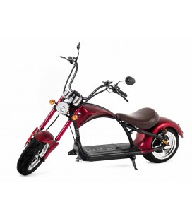E-Scooter Chopper X9, 30 Ah, 80 km,  Lithium-Akku, 3000 Watt