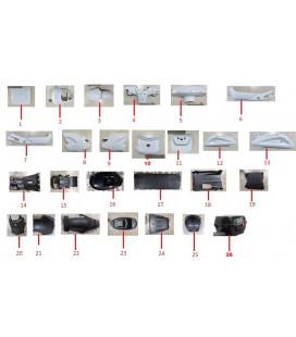 Ersatzteile Kunststoff X1