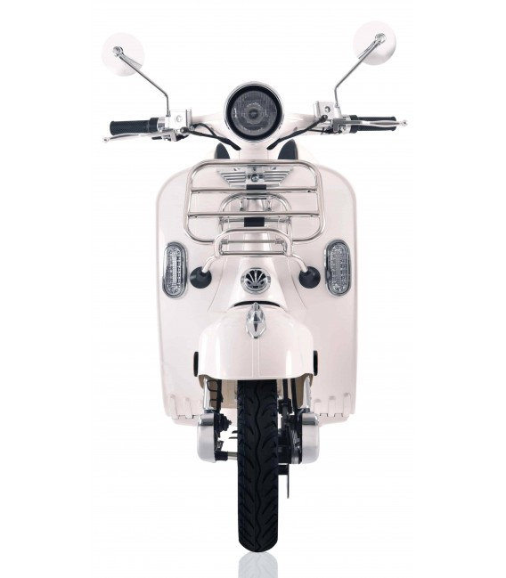 E-Scooter Classico, Front Weiß