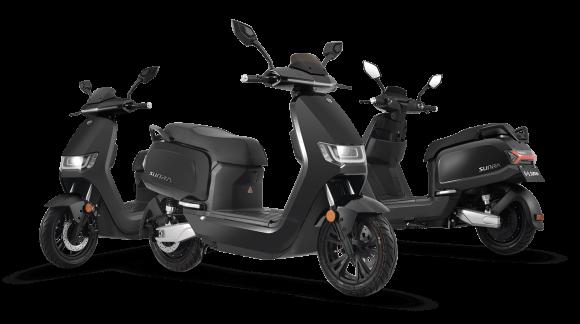 """Weltneuheit Highspeed E-Scooter """"Robo"""", 75 km/h coming March 2020"""