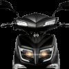 Elektroroller Classico Li Windschild, andere Modelle, Beschleunigung reduzieren